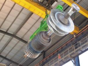 Services de réparation et de maintenance pour turbines à gaz