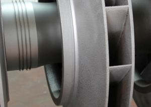 Maintenance de pompes de turbomachines assurée par SPIE Turbomachinery