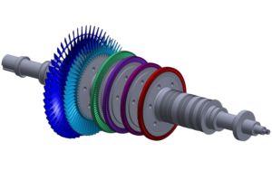 Solution de modification de turbomachines par SPIE Turbomachinery