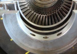 Réparation de turbine à vapeur, des solutions proposées par nos équipes