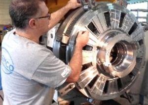 Réparation de vos turbomachines avec les équipes de SPIE Turbomachinery